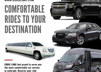 Eddie Limo Fleets in Colorado: SUV, Sedan & Stretch Limos