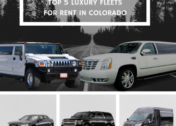 Top 5 Luxury Fleets To Experience in Colorado