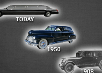 History and Origin of the luxurious limousines | 1902 - 2021