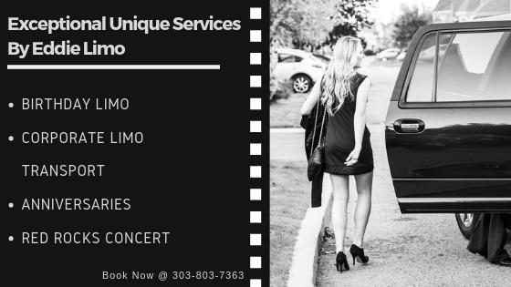 limo service near Denver