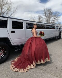 pick and drop quinceanera